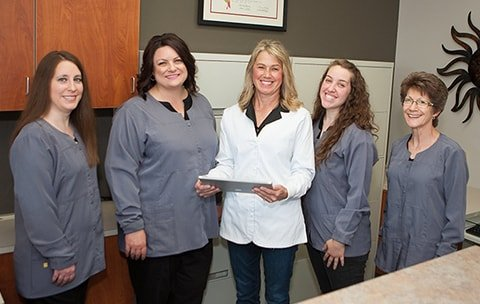 The Holt Dental Team, a Fishers Indiana dentist office